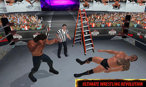 World Wrestling Revolution Stars: 2017 Real Fights 1.0.2 screenshots 1