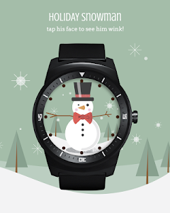 Holiday Watch Faces screenshot 1