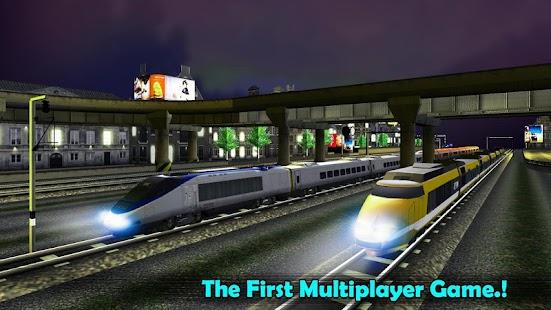 Train Sim Driver 2018 2 Player - náhled