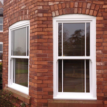 Single Sliding Sash Window Installation