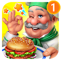 Burger Queen — cooking & making food games icon