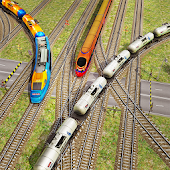 Indian Train City Pro Driving- Oil Tanker Train Android APK Download Free By Level9 Studios