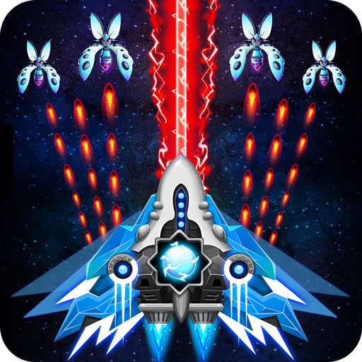 Space shooter - Galaxy attack - Galaxy shooter Icon