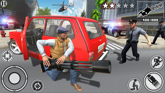 Real Crime In Russian City 1.10 [Mod + APK] Android 1