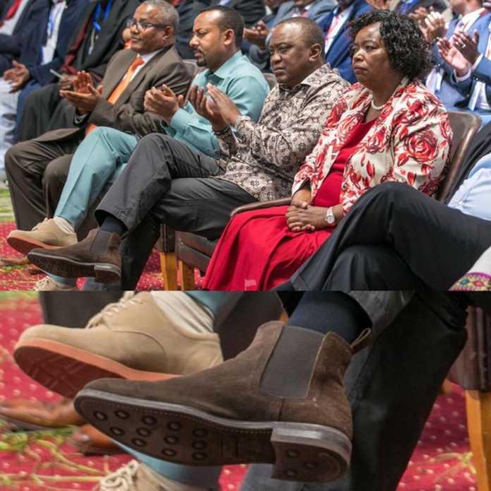VsKVTJ6oMj2vIJZ QFzrQ uN9H6gbS3FJI OLQ9MQMTKvqo alBFPAO8nG7RaVg lm3Z2Icbx4ujsB6QSqVYtdRrj2pj=s696 - Presidential Fashion! Uhuru Kenyatta has a taste for the finest things