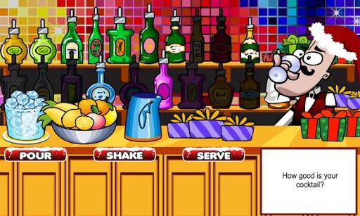Christmas Cocktails скачать на планшет Андроид