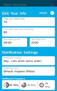 Water Reminder 3