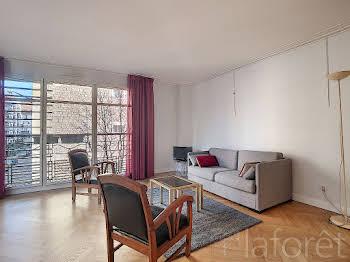 Appartement meublé 2 pièces 50,85 m2