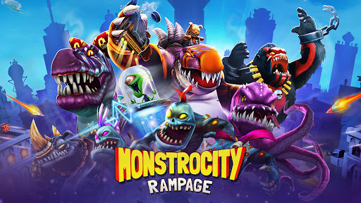 MonstroCity: Rampage  gameplay | by HackJr.Pw 1