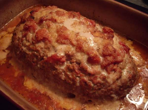 Ciao Bella Italian Meatloaf