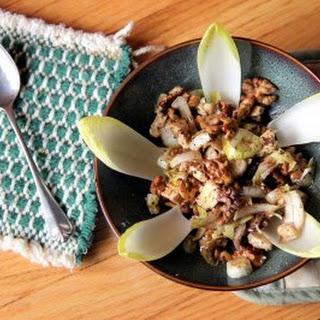 Walnut and Feta Endive Salad