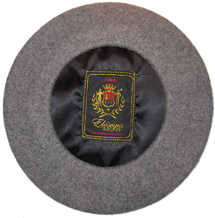 Ljusgrå melerad (L/XL)
