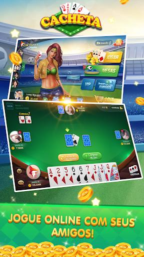 Cacheta - Pife - Pif Paf - ZingPlay Jogo online filehippodl screenshot 1
