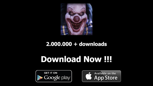 Horror Clown Pennywise - Scary Escape Game screenshots 21