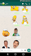 screenshot of New Stickers For WhatsApp - WAStickerapps Free