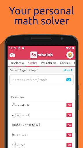 Symbolab - Math solver 8.2.1 com.devsense.symbolab apkmod.id 1