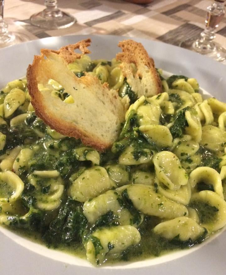 Orecchiette con broccoli  di Flavy