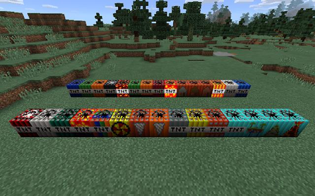 Too Much TNT Mod - screenshot
