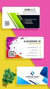 Business Card Maker, Visiting Card Maker (MOD, Pro) v32.0 4
