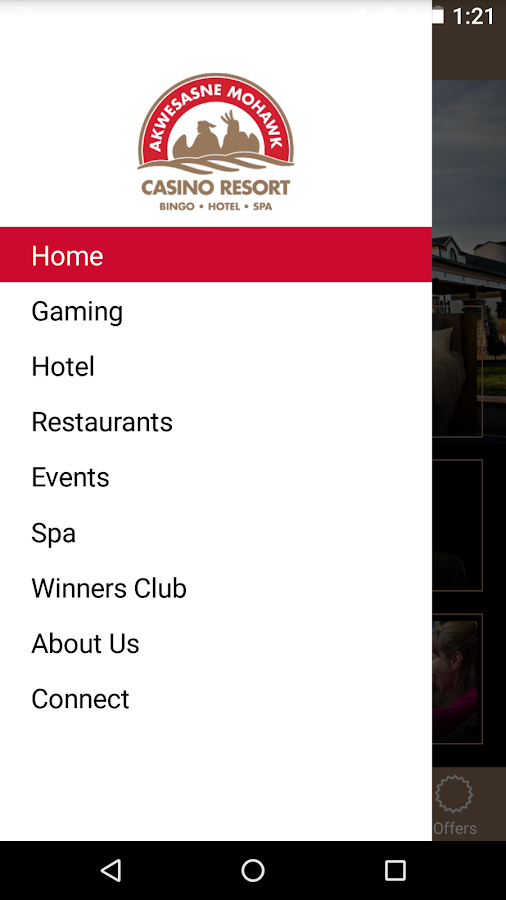 Akwesasne Mohawk Casino Resort- screenshot