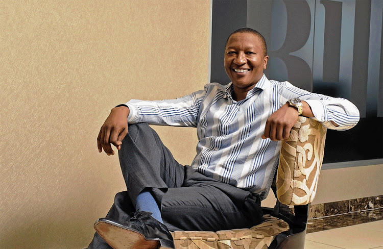 Sisa Ngebulana. Picture: FINANCIAL MAIL