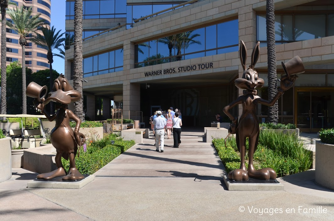 Warner Bros Studios - LA