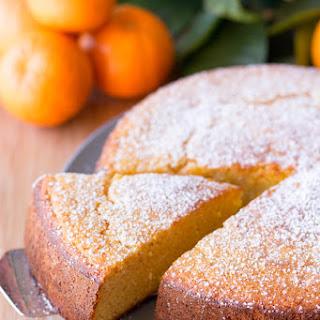 Clementine Cake.