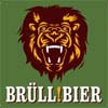 Logo of Brüll Bier Lycan Vollmond