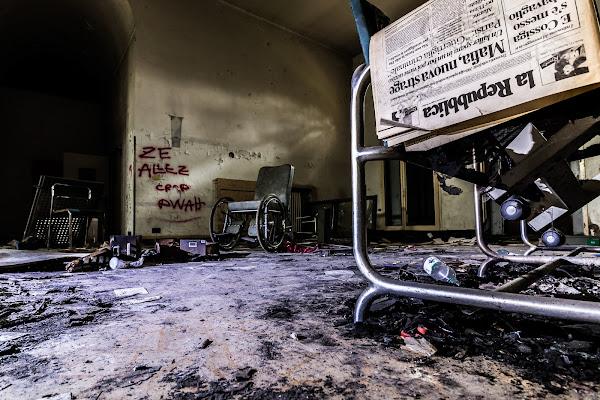 ospedale psichiatrico di salvolaverde