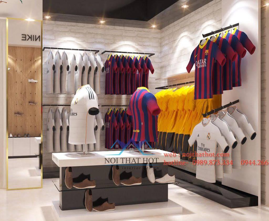 thiết kế shop thời trang sm 3