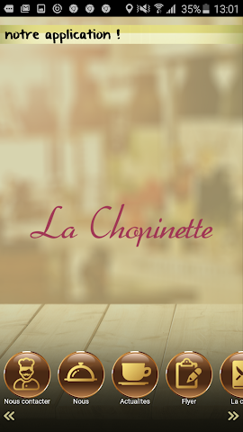 android La Chopinette Screenshot 6