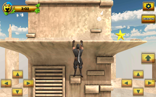 Ninja Samurai Assassin Hero screenshot 3