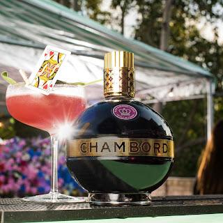 Chambord'S Queen of Hearts Cocktail Clink Clink! Recipe