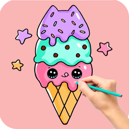 How To Draw Kawaii Food Apps On Google Play