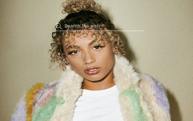 DaniLeigh HD Wallpapers New Tab Theme