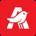 Auchan Online Áruház - élelmiszer bevásárlás icon