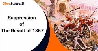 Suppression of Revolt of 1857