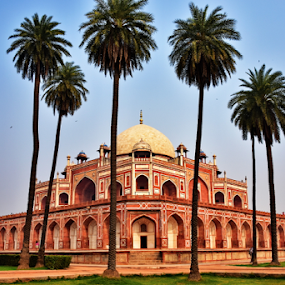 humayun tomb by Ashutosh Singhvi - Buildings & Architecture Public & Historical ( architechtural, tomb, grave, monument, mughal, delhi )