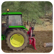 Farming Simulator Winching Trees American Outback