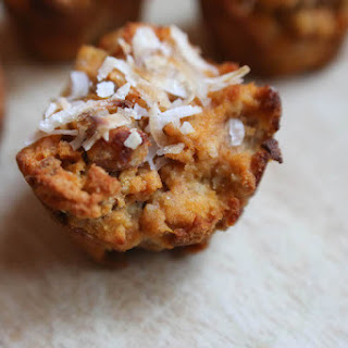 Gluten Free Sweet Potato Apple Muffins