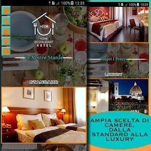 Home Restaurant Hotel - náhled