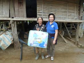 Photo: Phát Mền cho người nghèo ở Yên Thuỷ/Hoà Bình
