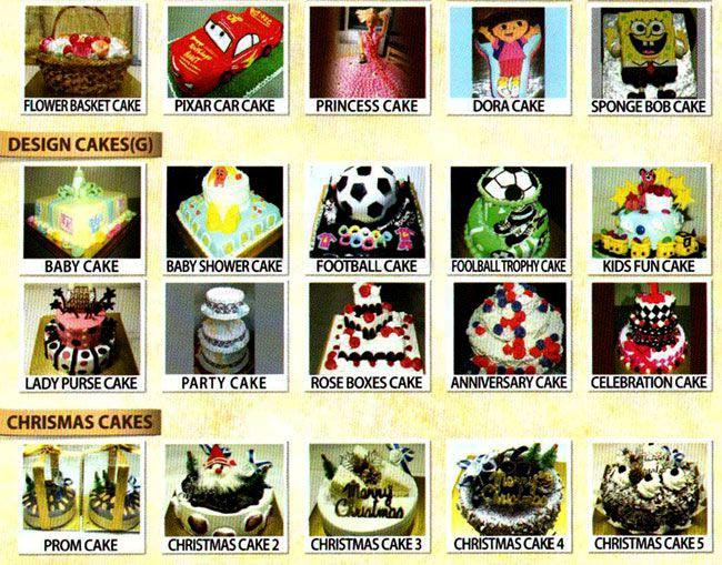 Sonya Bakery Cafe menu 8