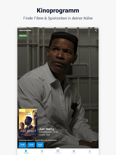 kino.deu00a0- Kinoprogramm, Streaming, Filme & Serien 5.6.4 screenshots 6