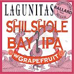 Lagunitas Shilshole Bay IPA W/ Grapefruit