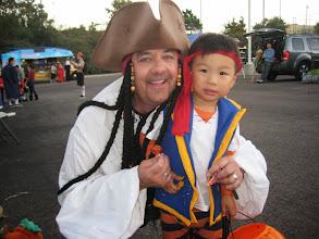 Photo: Ahoy there, Captain Kev!  Got drums? : )