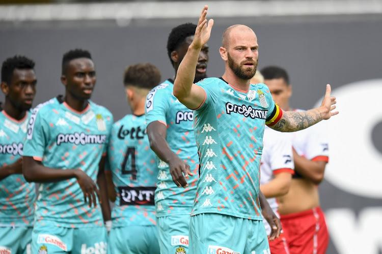 Le Sporting de Charleroi ira défier Saint-Etienne le 15 juillet prochain