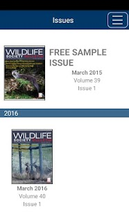 Wildlife Society Bulletin- screenshot thumbnail
