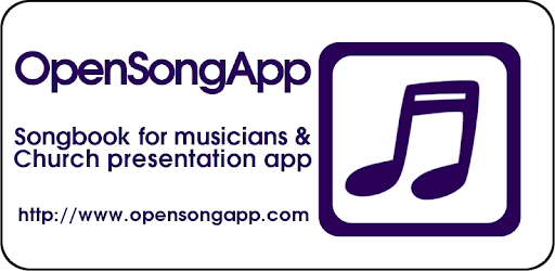 OpenSongApp – Apps bei Google Play