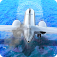 Emergency Landing on Water Plane